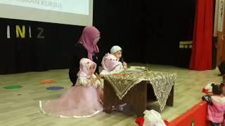 Diyanet 4-6 yaş öğrencilerinin videoları ağrı il Müftülüğü koordinatör : hacı ahmet kütüz(5) 2017 Video