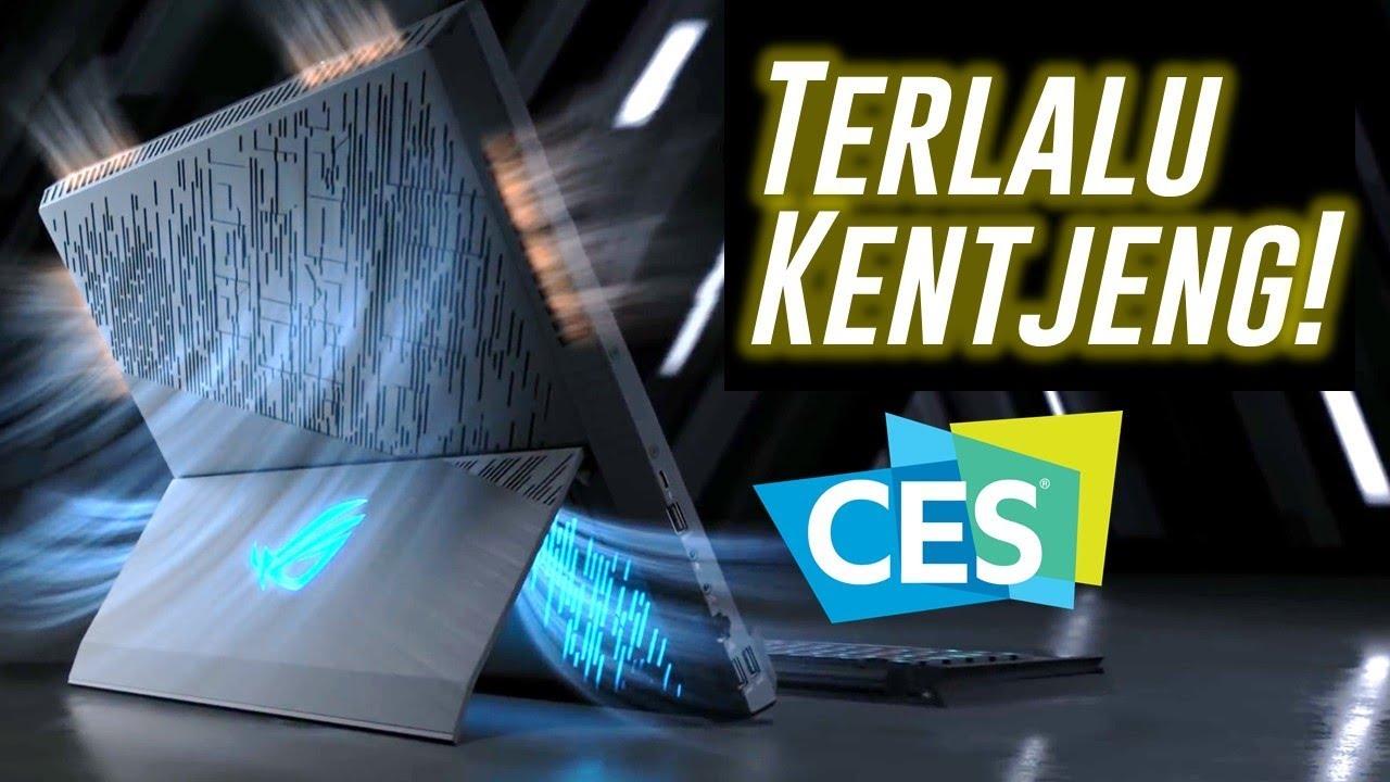 3 Laptop Gaming RTX Paling GOKIL di CES 2019!