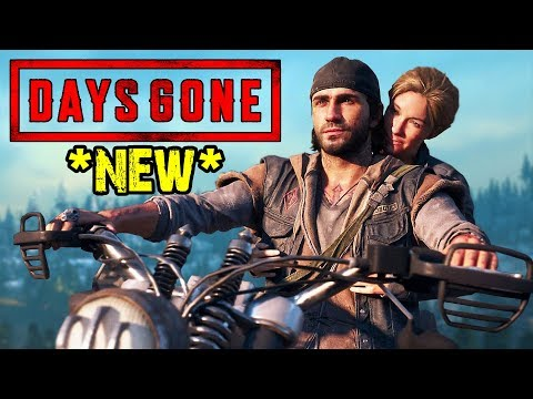 Days Gone Gameplay PS4 - NEW GAMEPLAY Review Embargo, Game Size & Walkthrough (Days Gone Gameplay) thumbnail