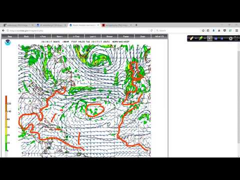 Hurricane Outlook and Discussion for Oct 10, 2017