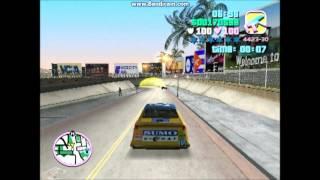 GTA-Vice City Street Race(Sunshine Auto) #1-Terminal Velocity