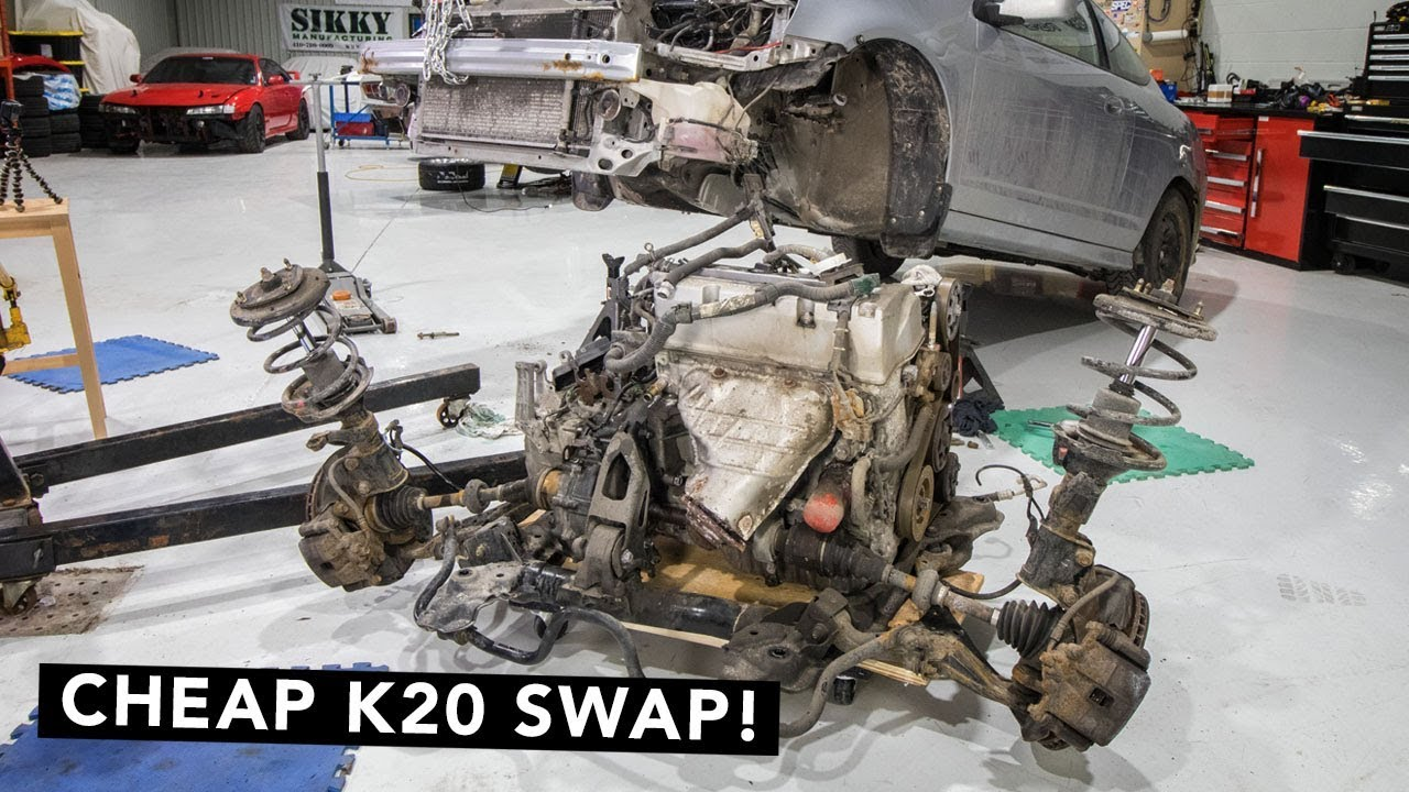 How To Buy an $800 K20 K-Swap