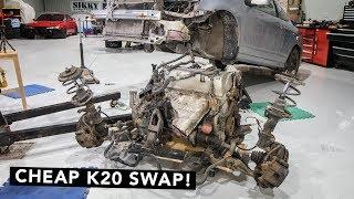 How To Buy an $800 K20 K-Swap