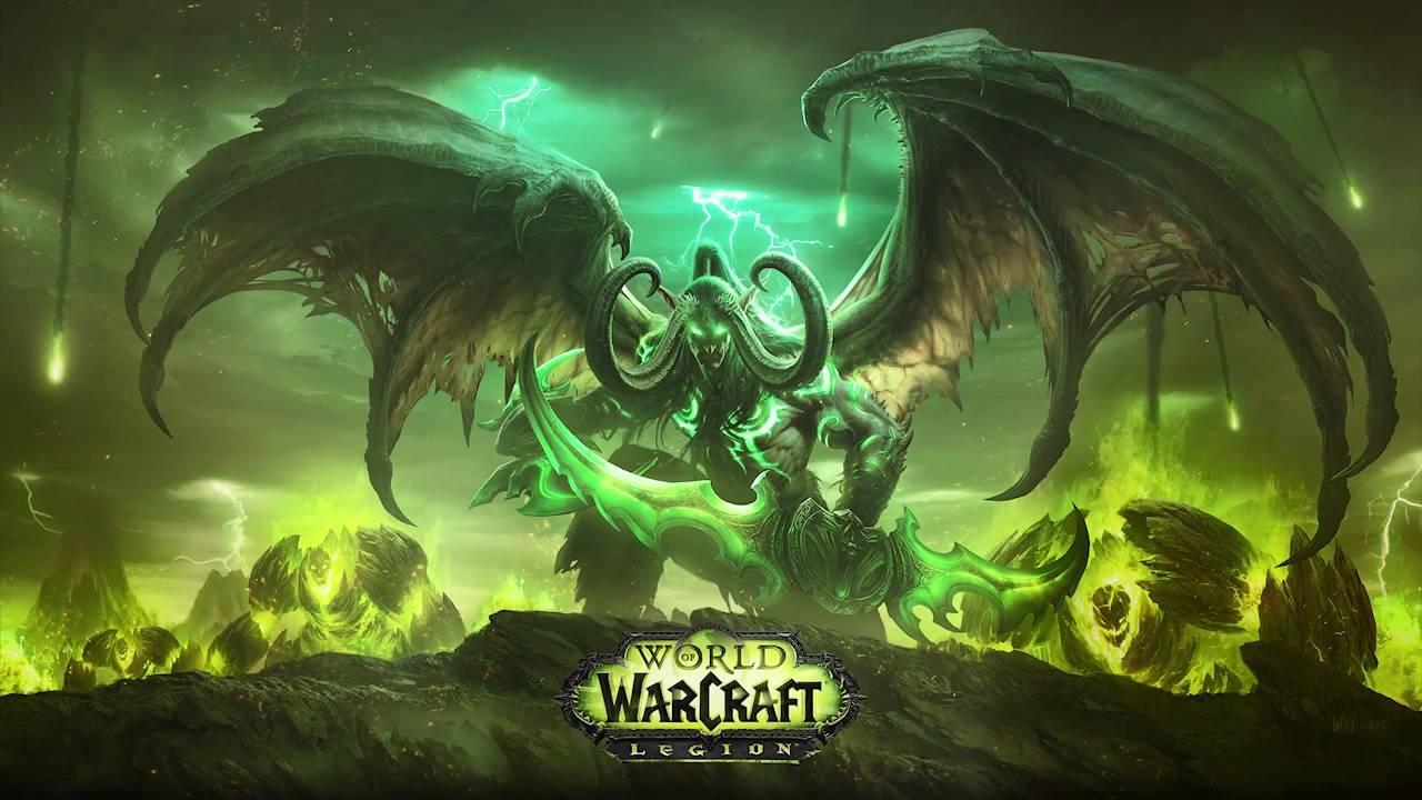 World Of Warcraft Demon Music Compilation Youtube