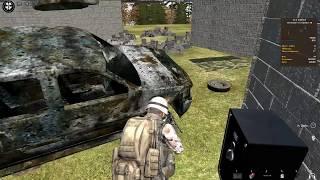 Dayz Epoch/Рейд базы в Пулково/Ghost Squad.