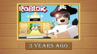One of the first Roblox games I ever played!