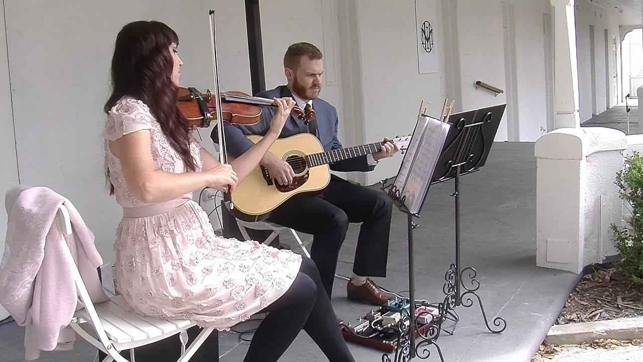diamond strings guitar violin duo thinking out loud ed sheeran sydney wedding music youtube. Black Bedroom Furniture Sets. Home Design Ideas