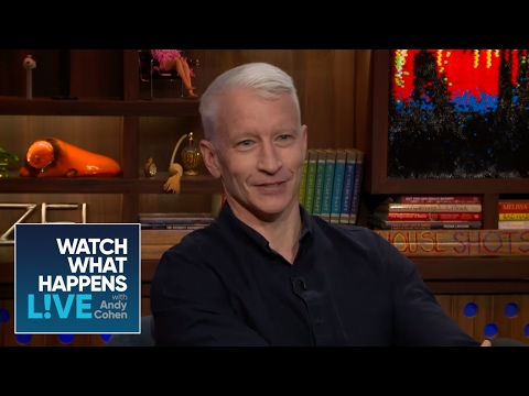 Life On The Road With Anderson Cooper And Andy Cohen | WWHL
