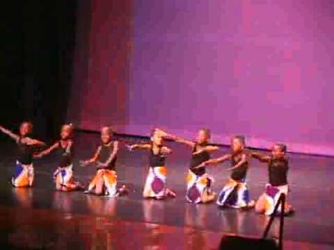Starlite Dance Academy - African Dance 2008