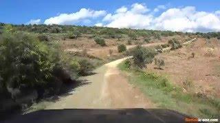 Offroad in Nafplio, Greece near Marathia, Drepano, Asini