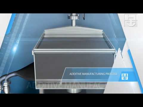Hoeganaes Corp. Additive Manufacturing Process & Application