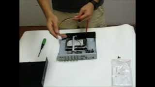 eSecure DVR HDD Installation Guide