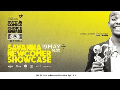 The 9th Annual South African Savanna Comics' Choice Awards - Savanna Newcomer Showcase
