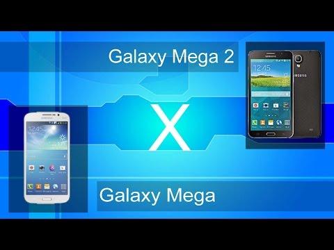 Samsung Galaxy Mega 2 e Galaxy Mega - Analise e especificações - PT-BR - Brasil