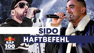 Red Bull Soundclash 2015 | SIDO vs. Haftbefehl | Die Ganze LIVE-Show | Red Bull Rap Einhundert