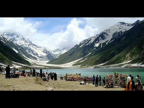 Jheel Saif Ul Malook & Aanso Lake | Full of Natural Beauty | Full Documentry