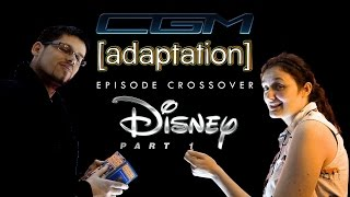 CGM 12 - Disney Part. 1 Trailer (feat Ginger Force)