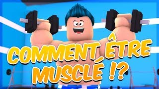 HOW TO GET MUSCULAR!? - Roblox Bodybuilding Simulator
