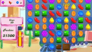 Candy Crush Saga Level 156 - No Boosters