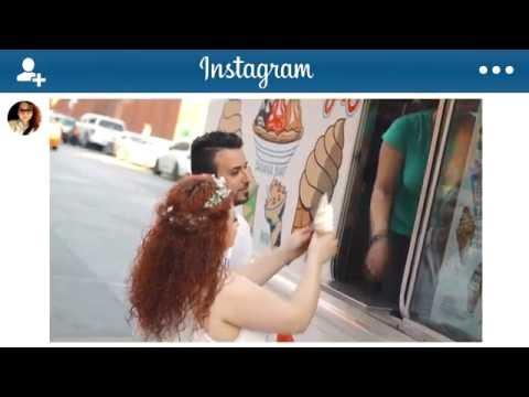 RAME & RITA`S WEDDING LOVE STORY (VIDEO CLIP) - MAHABA.ca