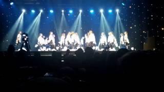 Отчетный концерт Тодес 2016 Люберцы 12 группа
