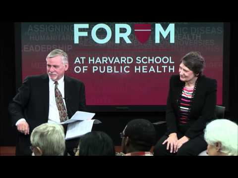 Health as a Gateway to Global Development: A Conversation with UNDP's Helen Clark