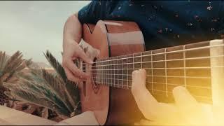 عزف جيتار اغنيه قافل للفنان نور الزين - حيدر كيتارا