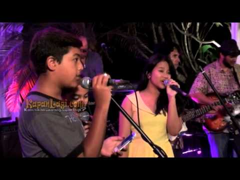 Anak Aldi Bragi Piawai Bernyanyi