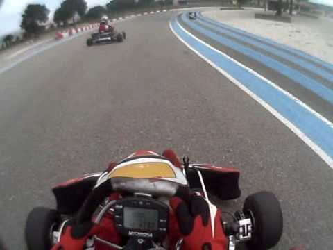 camera embarqu e sur kart au circuit du castellet le 31 05 09 jojo et moi meme youtube. Black Bedroom Furniture Sets. Home Design Ideas
