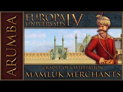EU4 The Mamluk Merchants Cradle of Civilization 8