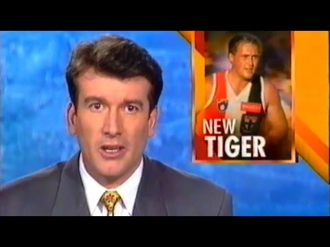 "Plugger ""New Tiger"" - 1994 News Reports"