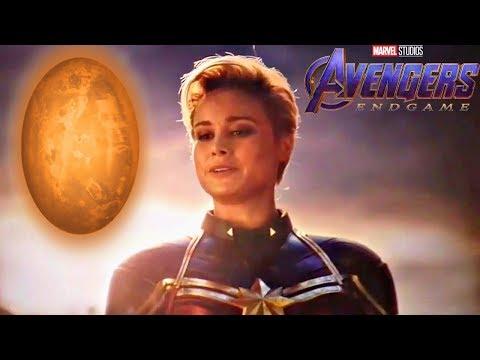 MARVEL OFFICIALLY Reveals Captain Marvel Went to VORMIR In DELETED SCENE - AVENGERS ENDGAME