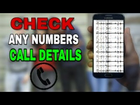 How To Check Any Numbers Call Log Of Last 30 Days [Legally]