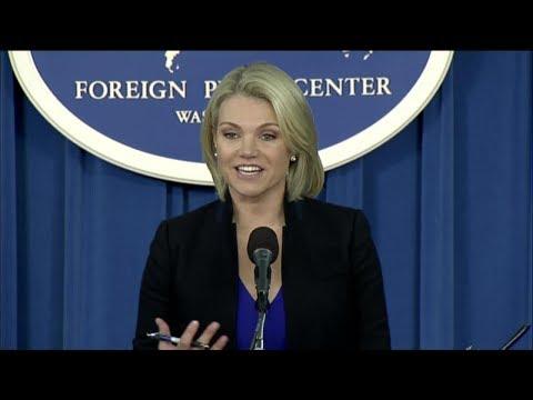 Foreign Press Center Briefing with Spokesperson Heather Nauert