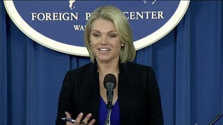 Foreign Press Center Briefing with Spokesperson Heather Nauert
