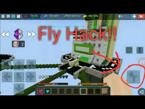 How to Blockman Go fly hack Game Guardian ✔