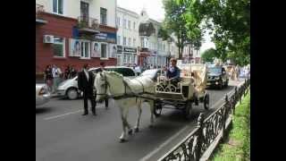 Парад Невест в Чернигове  часть 2