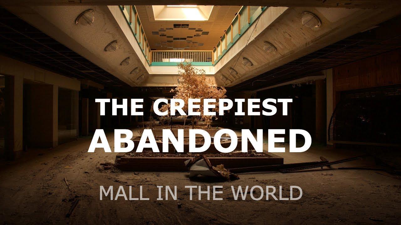 Matteson Auto Mall >> The Creepiest Abandoned Mall In The World | Doovi