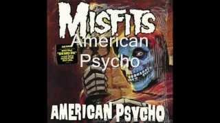Band/Banda: Misfits Genre/Genero: Horror Punk Album/Álbum: American...