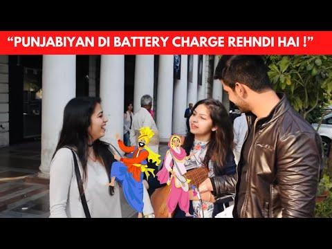 What Delhi Think About Punjabi | Public Hai Ye Sab Janti hai | JM