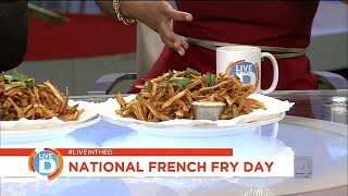 Live in the D celebrates National French Fry Day