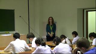 Урок физика ,Емельянова Е. С. , 2017