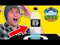 Bottle Flip Challenge (smosh Winter Games) video