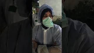 فيديو للحظة  مغادرة 08 حالات بعد شفائهم من فيروس الكورونا مستشفى بوفاريك..