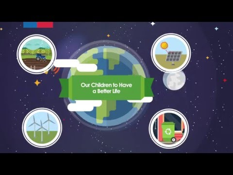Chile joins the world aganinst Climate Change (extended version)