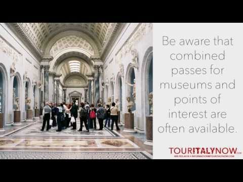 Tour Italy Now's Tips on Traveling in Italy on a Budget
