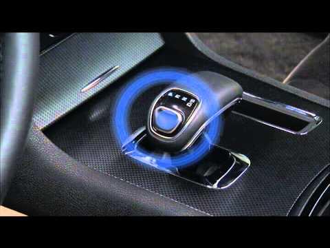 2013 Chrysler 300 Electronic Shifter Youtube