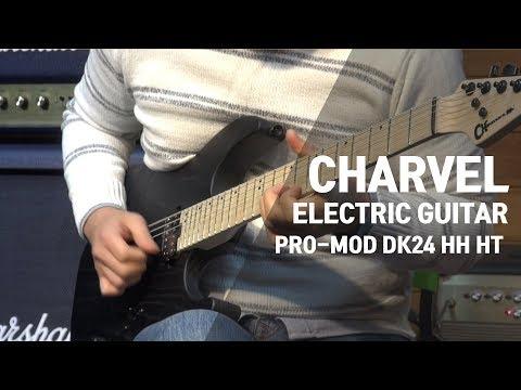 Todaysgear Charvel PRO-MOD DK24 HH HT