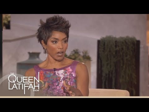 Angela Bassett on Her Role as a Voodoo Priestess