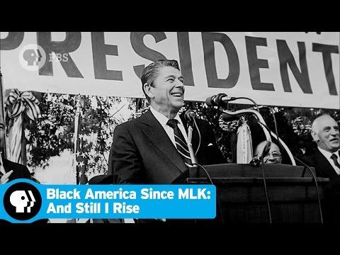 BLACK AMERICA SINCE MLK: AND STILL I RISE | Episode 2 Scene: Reagan's Policies & Black America | PBS